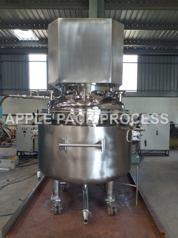 Planetary Mixing - Planetary Mixer low speed , Planetary Mixer with high speed mixing