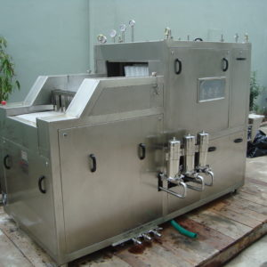 Automatic Linear Vial Washing Machine SBVW - 150