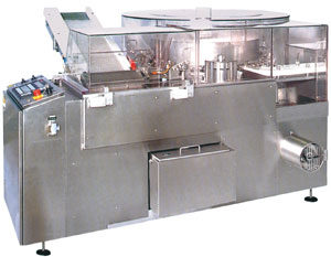 Rotary Vial Washing Machine Model No. SBRW-50 GMP Model