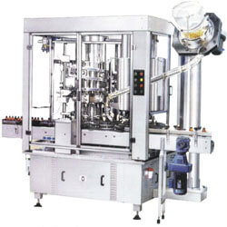 Vacuummetric Filler cum ROPP Cap Sealer - SBVF 250