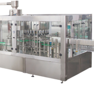 Rotary Rinsing, Filling and Capping Machine Model No. SBRFC-300 GMP Model