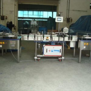 Self Adhesive Rotary High Speed Vial Labelling Machine