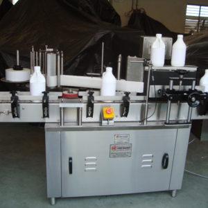Self Adhesive Vertical Sticker Labelling Machine Model No. SBSL - 150 GMP Model