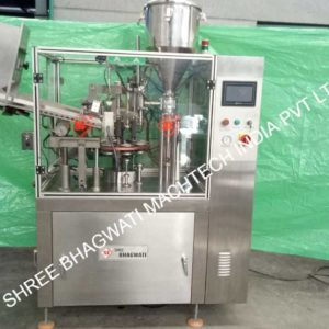 Automatic Single Head Tube Filling sealing Machine (1)