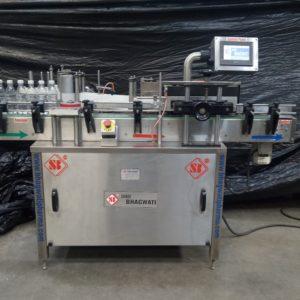 Automatic Sticker (Self-Adhesive) Labeler Machine