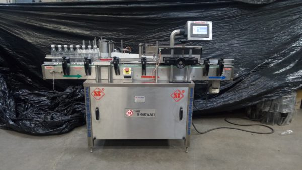 Automatic Sticker (Self-Adhesive) Labeler Machine