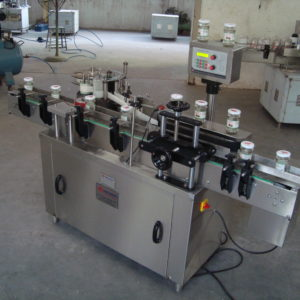 Automatic Sticker (Self-Adhesive) Labeling Machine Manufcturer in India