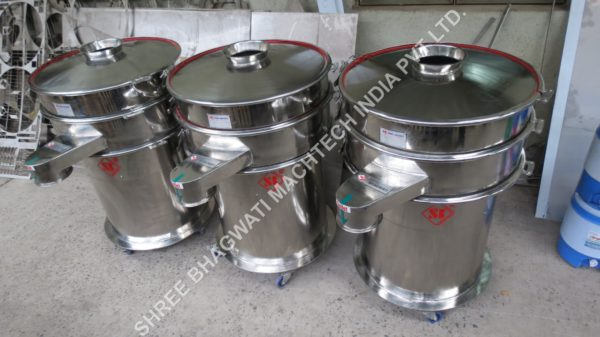 Sifter Machine, Tablet Sifter Machine
