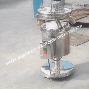 De-Duster GMP Model