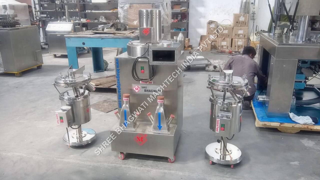 Dust Extractors (2)