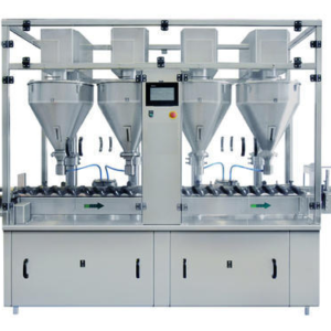 Four Head Powder Filling machine