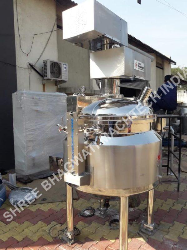 ointment mixer machine