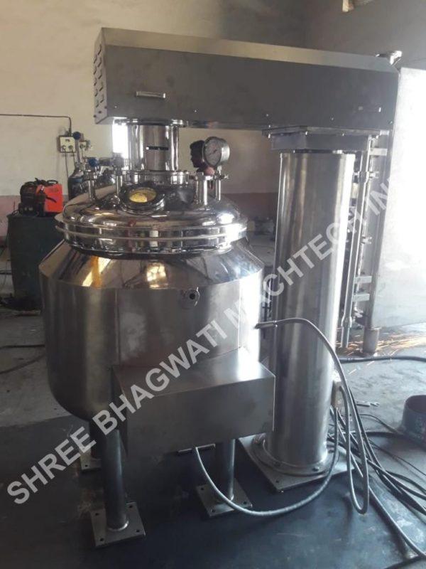 Vacuum Mixers - Vacuum Mixing Machine
