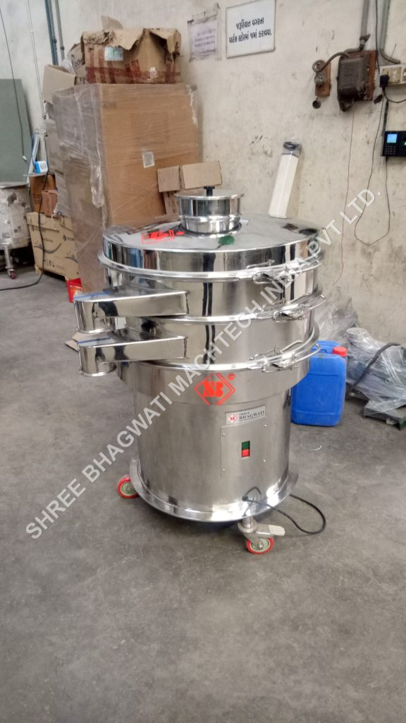 Used Sweco ZS24 Single Deck Portable Separator Sifter