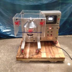 Double Cone Blender Lab Scale GMP Model