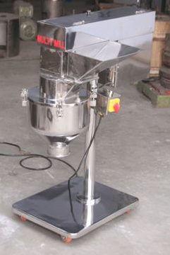Mass Mixer Lab Scale GMP Model