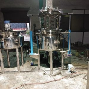 Planetary Mixer GMP Model