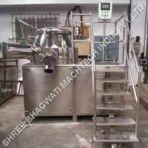 Rapid Mixer Granulator