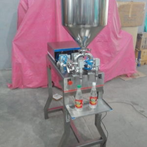 Cream / Paste Filling Machine