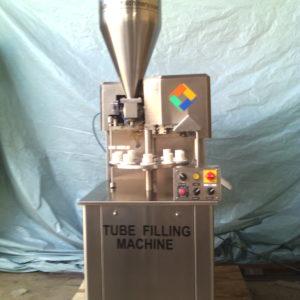 Tube Filling Sealing Machine Model No. SBTFS-50 GMP Model