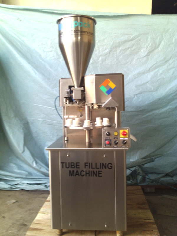 Tube Filling Sealing Machine Model No. SBTFS-50 GMP Model