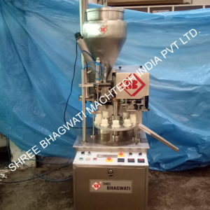 SEMI TUBE FILLING SEALING MACHINE (1)