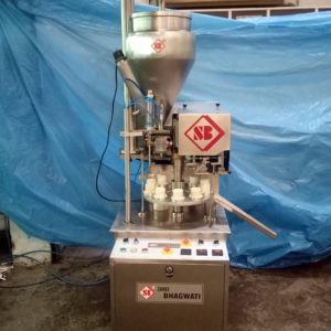 SEMI TUBE FILLING SEALING MACHINE (5)