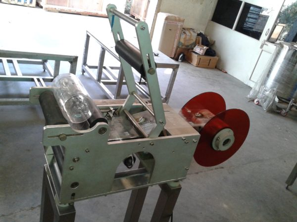 Table Top Sticker Labelling Machine