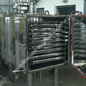 TRAY DRYER LAB SCALE GMP MODEL