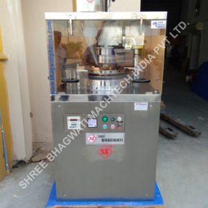 Single Rotary Tableting Machine