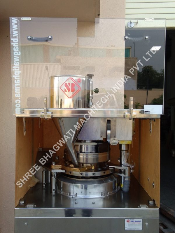 Tablet Press Model SBA