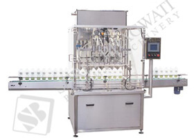 Overflow Liquid Filling Machines