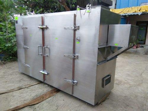 Tray Dryer with 6 trays, 12 trays, 24 trays, 48 trays, 96 trays and 192 tray