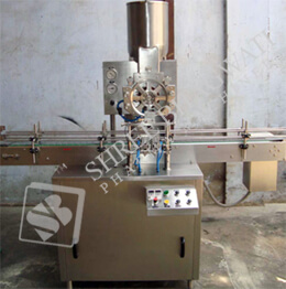 Single Head Dry Syrup (Micro Doze Type) Powder Filling Machine