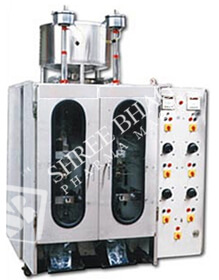 Form, Fill, Seal Machine, Pouch Making Machines with 250ml and 500ml Filling Capacity