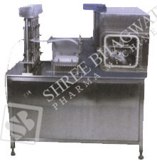 Filled Syringe Filling And Stoppering Machine SBPFS 05