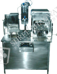 Pre-filled Syringe Filling and Stoppering Machine