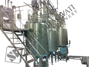 Liquid Syrup \ Oral manufacturing plant
