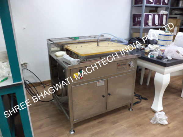 Multi-Jet Ampoules Vials Washing Machine , Ampoules/Vials Washer machine