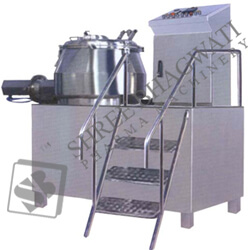 Rapid Mixer Granulator GMP Model