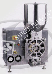 Powder Filling Machine Model No. SBPF - 40 GMP Model