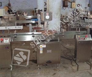 Plugging Machine Model No. SBCS - 40P GMP Model