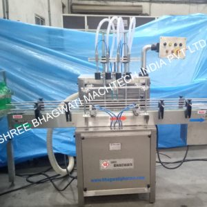 AUTOMATIC 4 HEAD VERTICAL AIR-JET CLEANING MACHINE