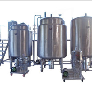 AUTOMATIC LIQUID MANUFACTURING VESSEL