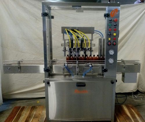 Airjet & Vacuum Cleaning Machine for cleaning of Glass , Plastic, HDPE & PET bottles