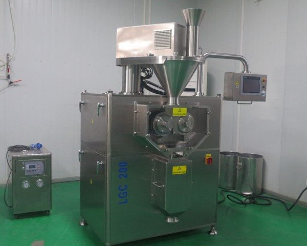 Roll Compactor Machine