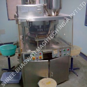 Tablet press mc