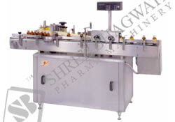 Automatic Sticker Labeling Machine up to 3600 to 9000 Bottles Per Hour