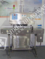 Automatic Induction Cap Sealing Machine Model No. SBCS – 1000 GMP Model
