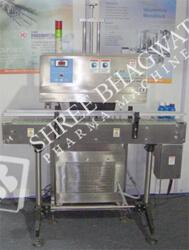 Automatic Induction Cap Sealing Machine Model No. SBCS – 2000 GMP Model